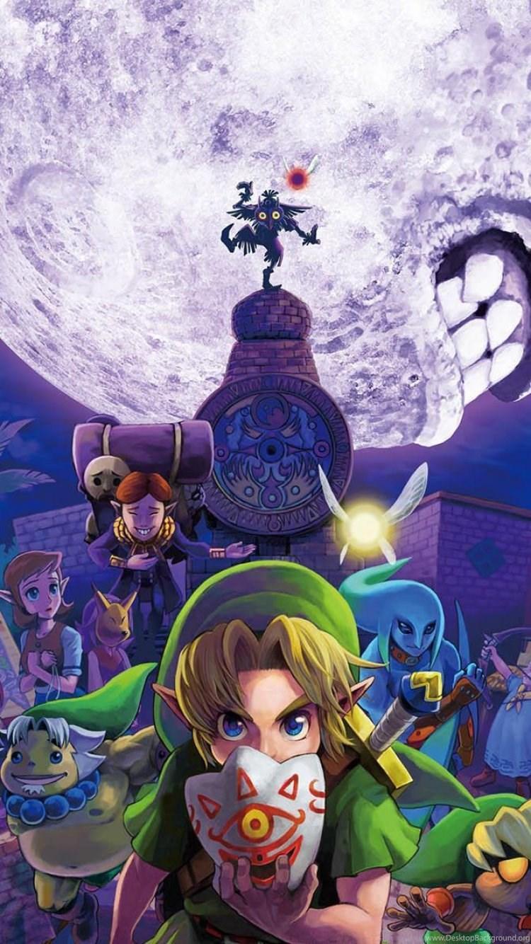 Zelda iPhone Wallpapers For iPhone 21 Desktop Background