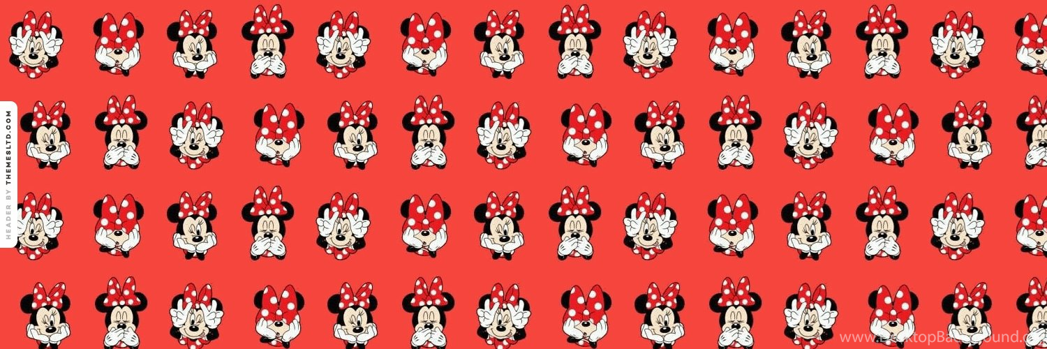 Minnie Mouse Background Images Wallpapers Zone Desktop