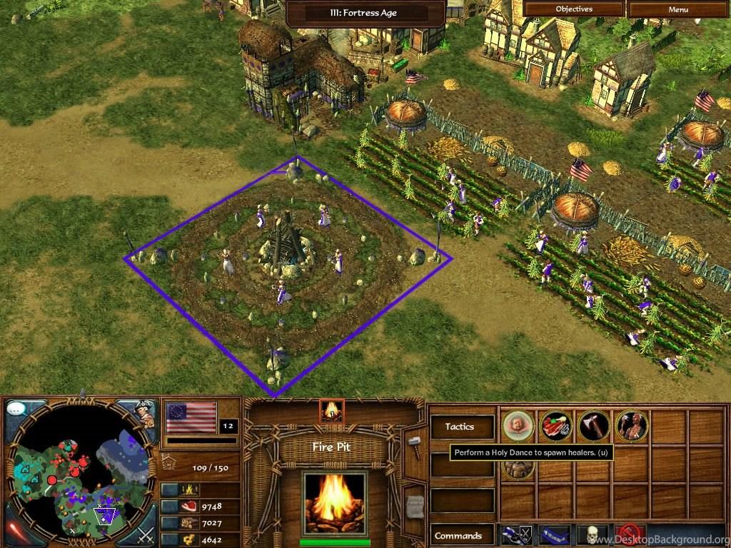 Age Of Empires Iii Wallpapers Desktop Background