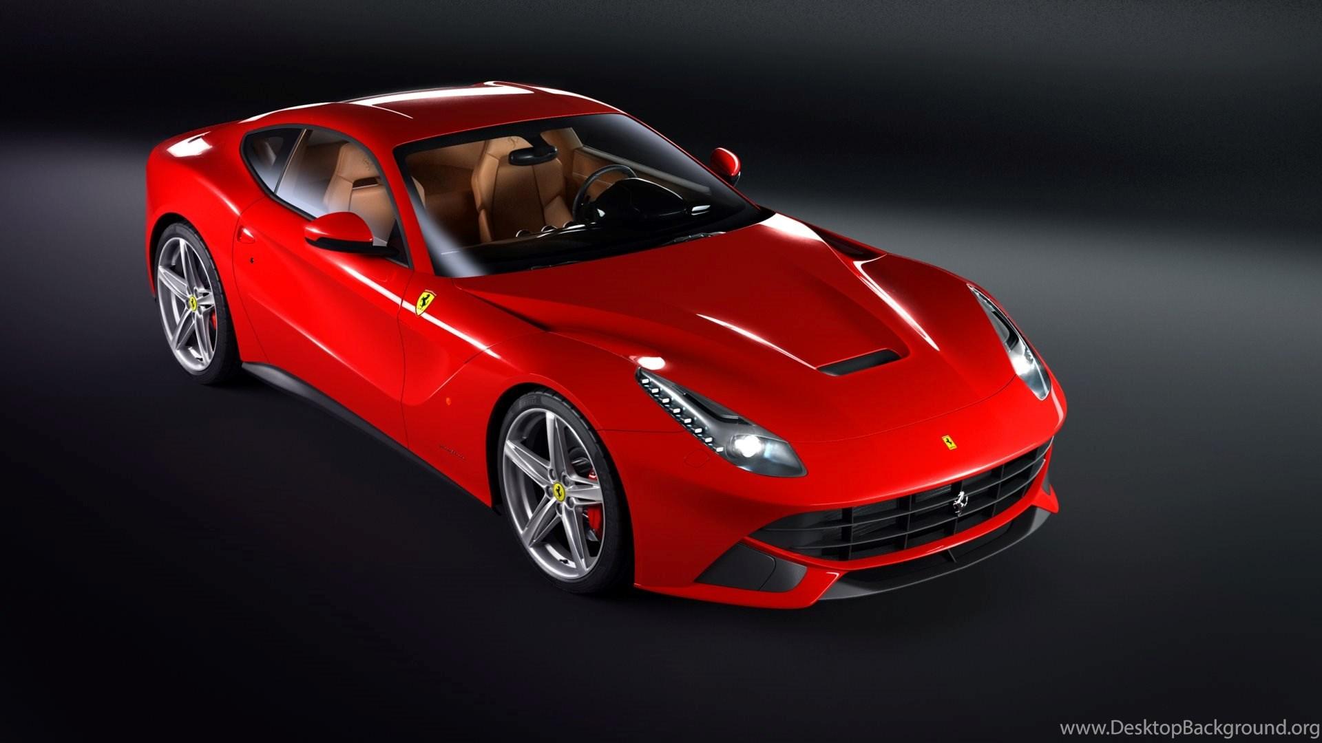 Fondo Escritorio Ferrari F12 Berlinetta: Ferrari SuperCars: F12 Berlinetta, 458 Italia, 599 HD