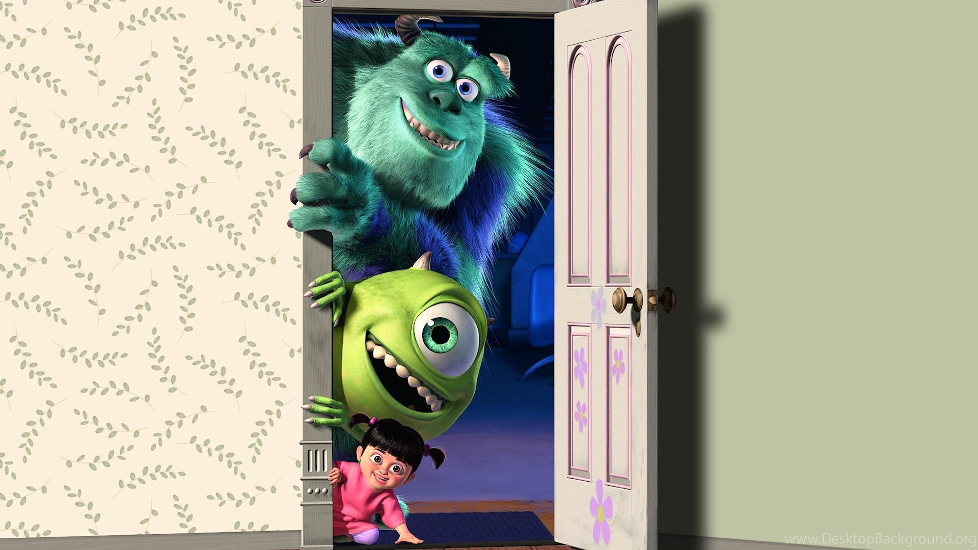 monster inc, disney, monsters, 1920x1080 hd wallpapers and free