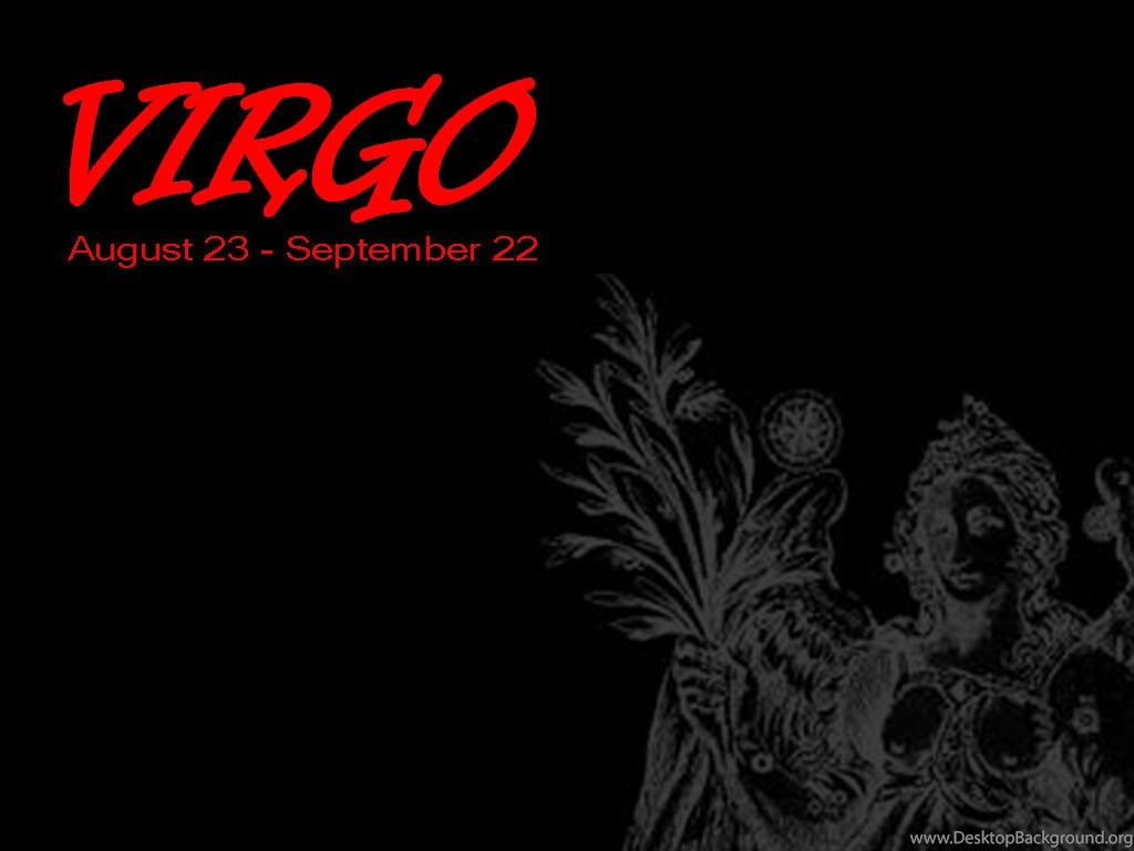 Virgo Horoscope Wallpapers Desktop Background