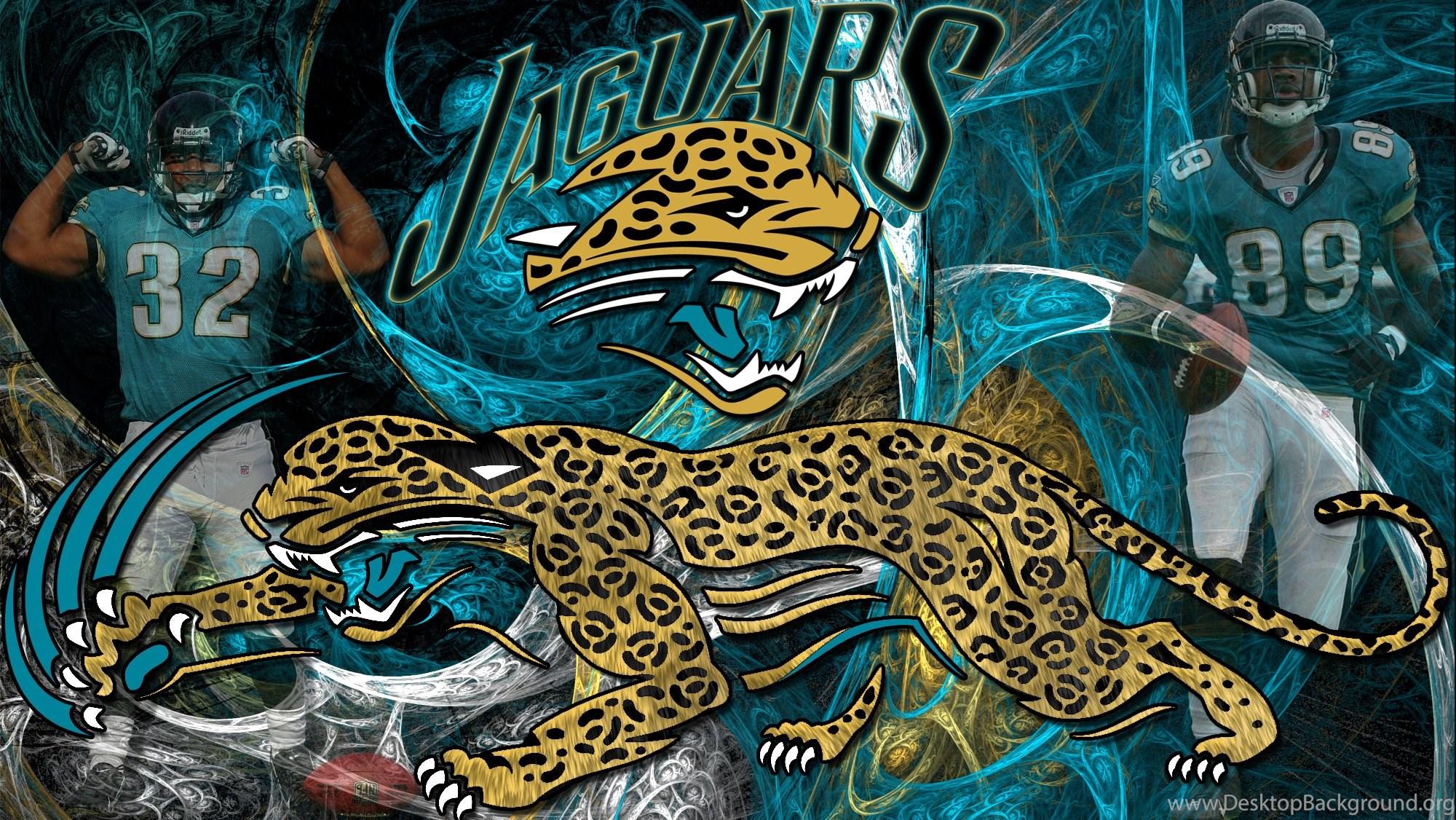 Jacksonville Jaguars Nfl Football H Wallpapers Desktop Background