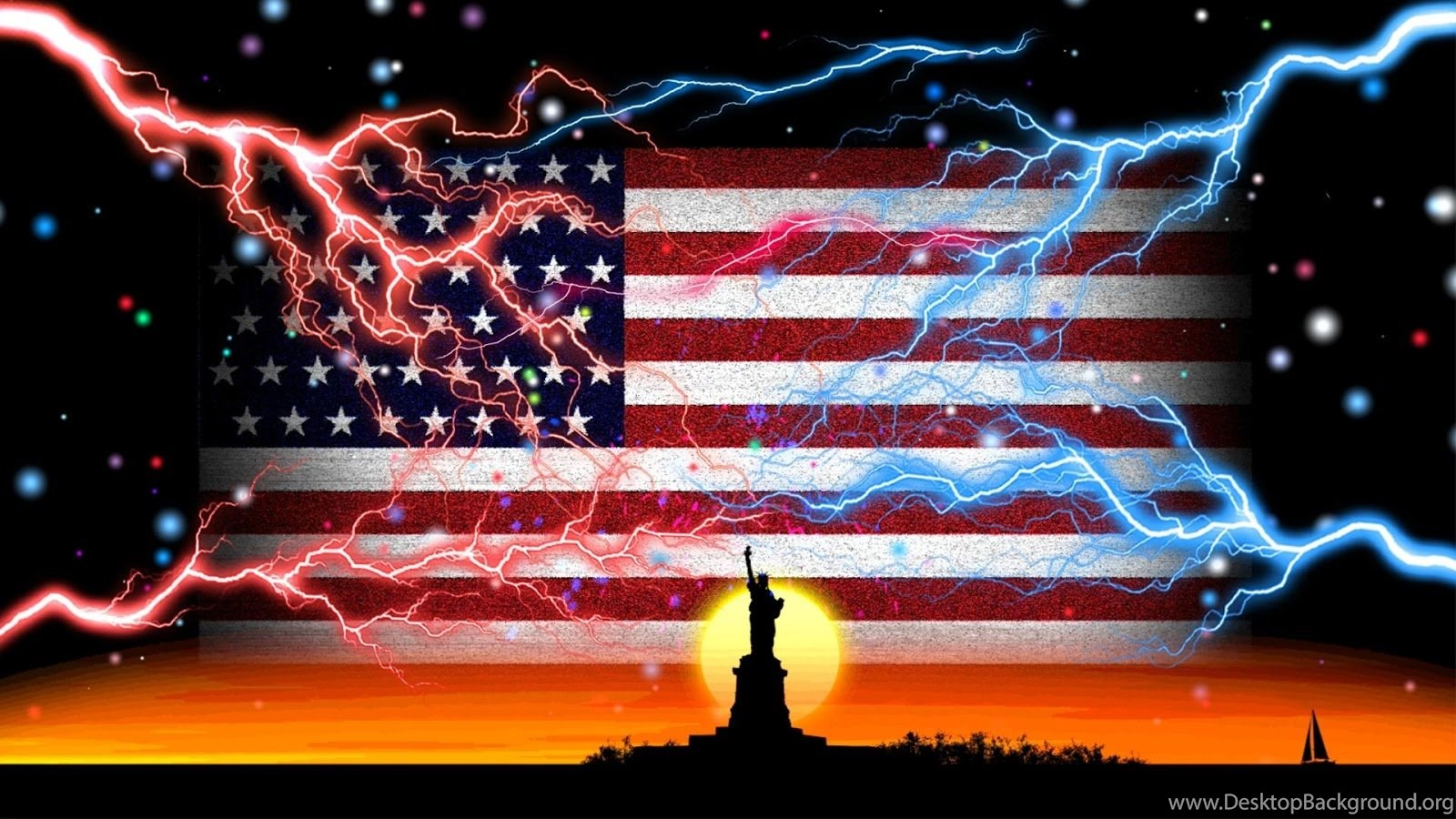 Live Wallpapers Usa Flag Android Apps On Google Play Desktop