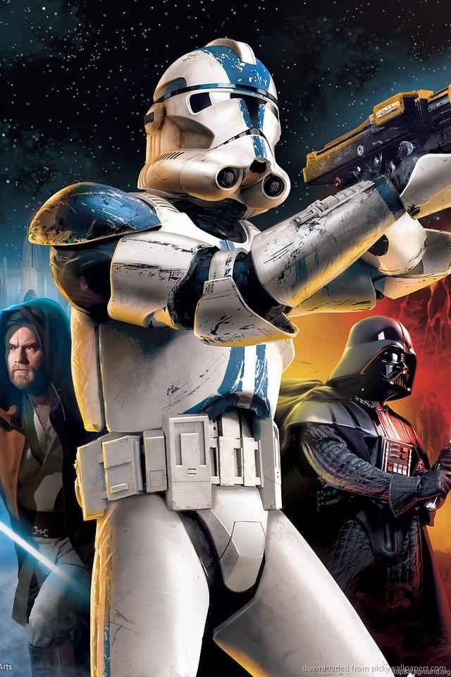 Download Star Wars Battlefront 2 Wallpapers For Iphone 4 Desktop Background