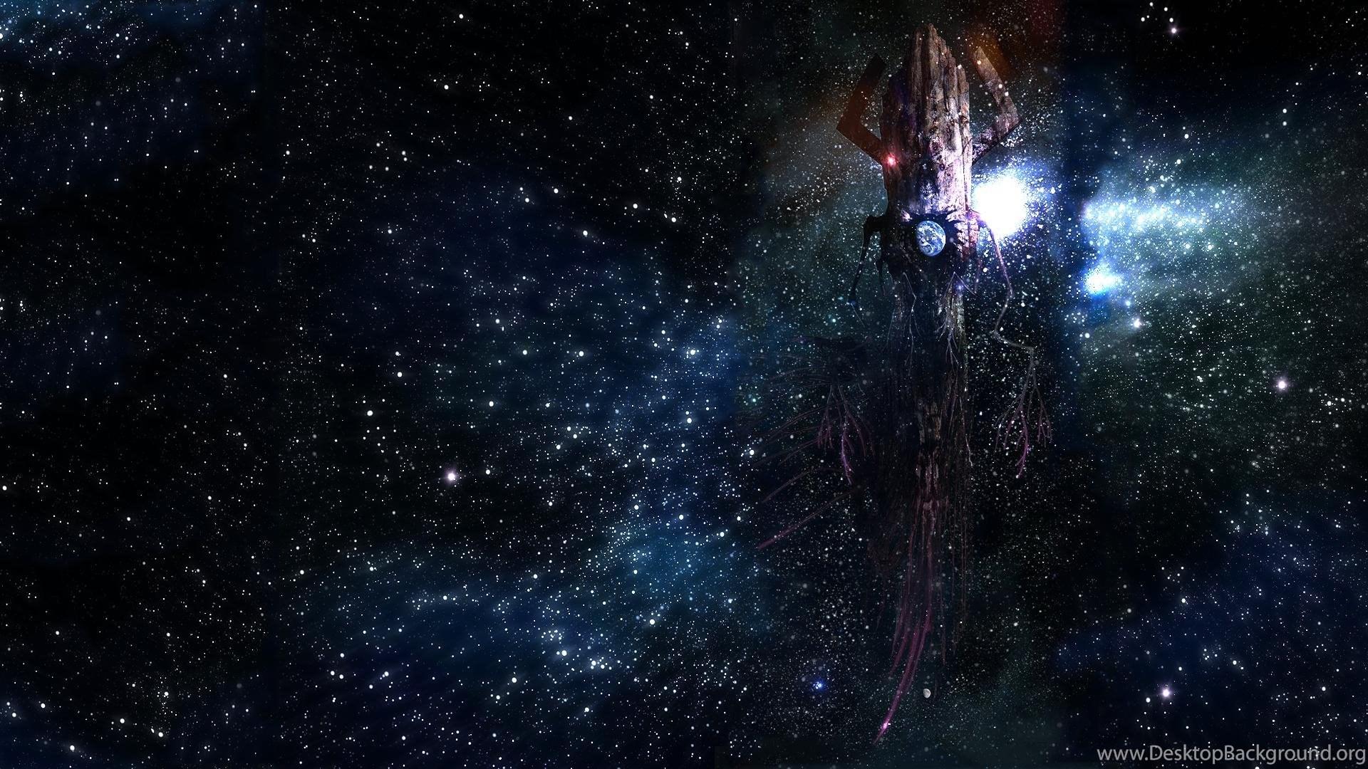 Space Galactus Wallpapers HD 4K