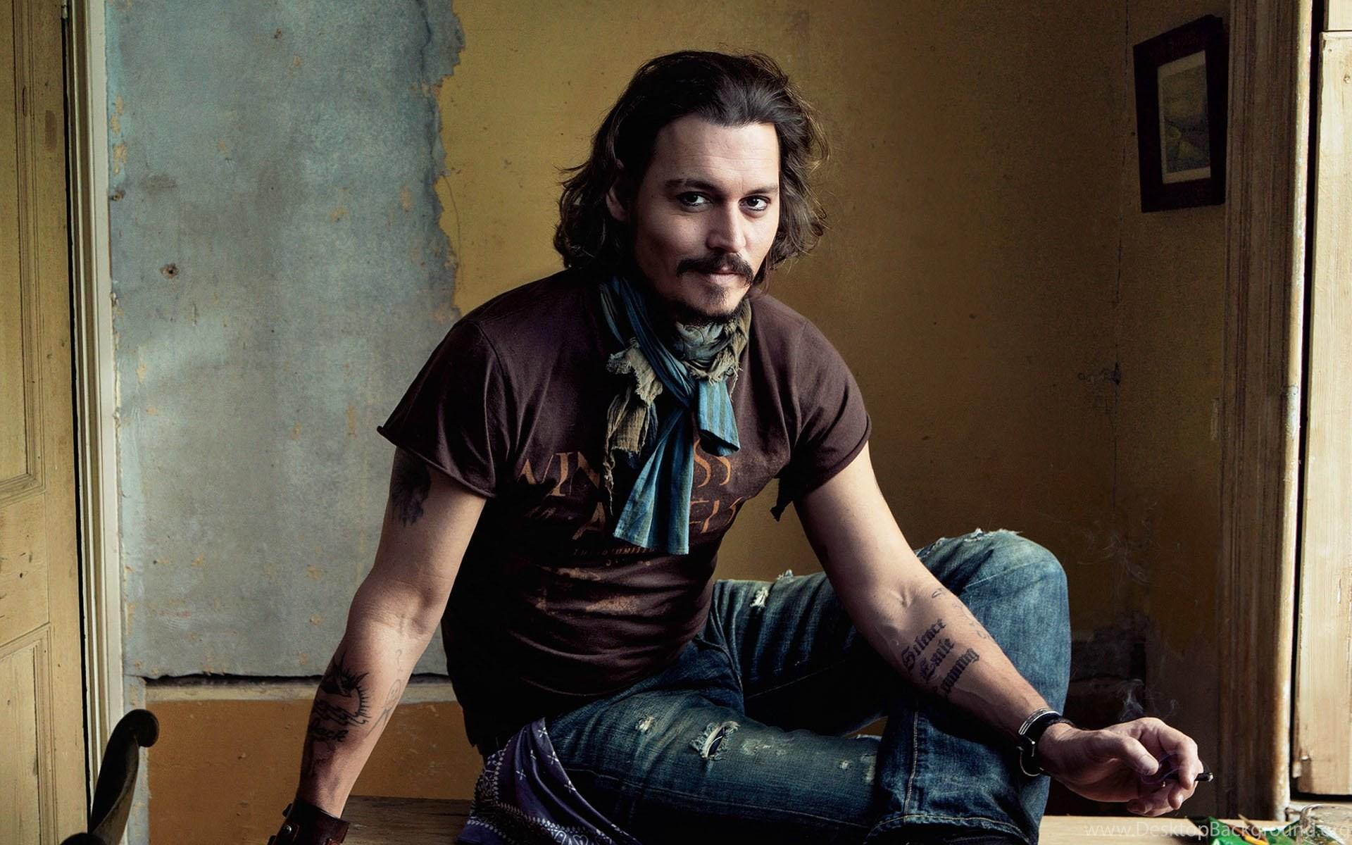 Fonds D'écran Johnny Depp : Tous Les Wallpapers Johnny