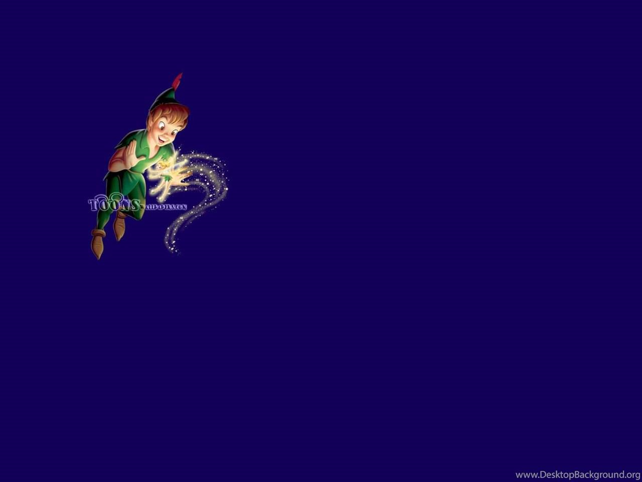 Peter Pan Computer Wallpapers Desktop Backgrounds Background