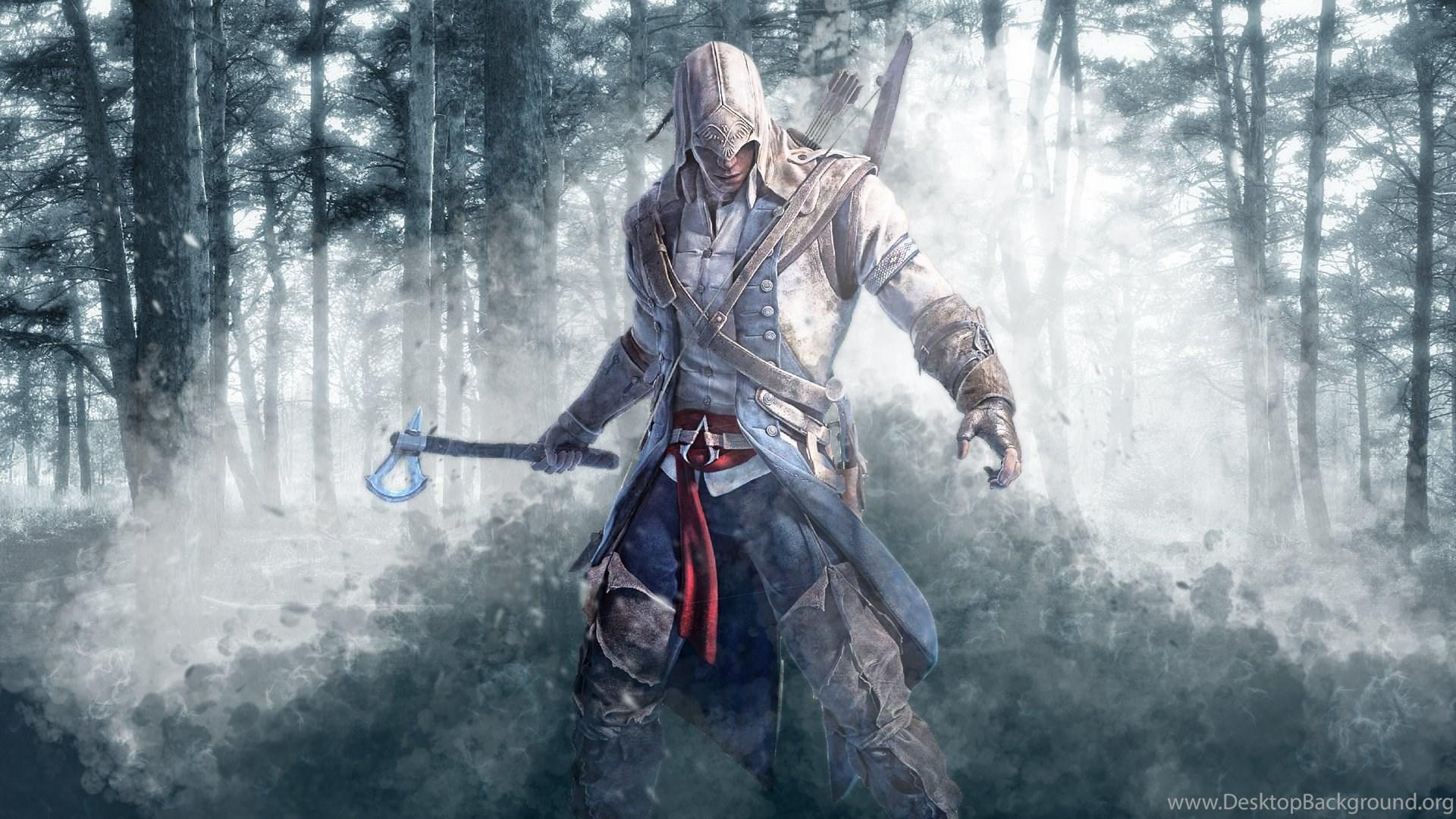 Assassins creed 3 wallpaper desktop background popular voltagebd Choice Image