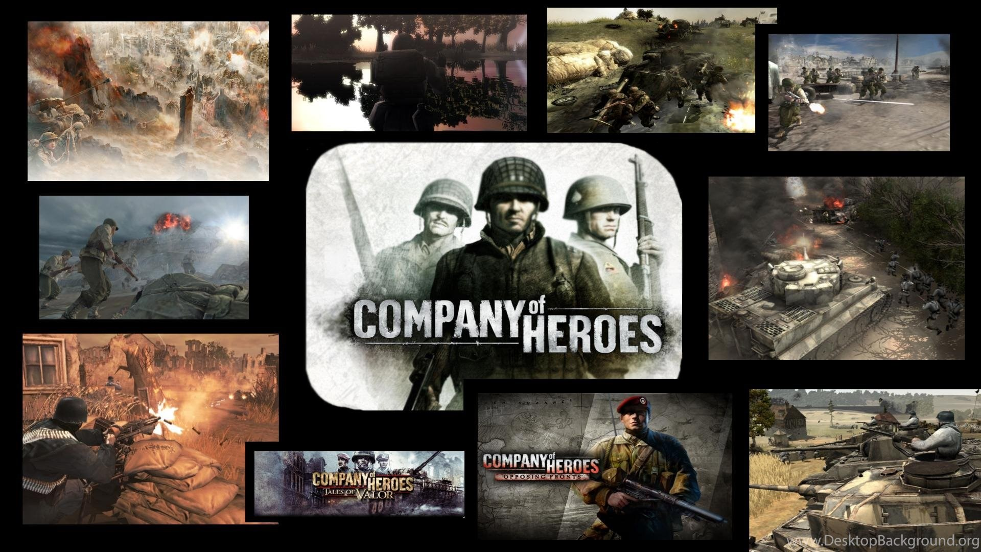 company of heroes wallpapers wallpapers cave desktop background
