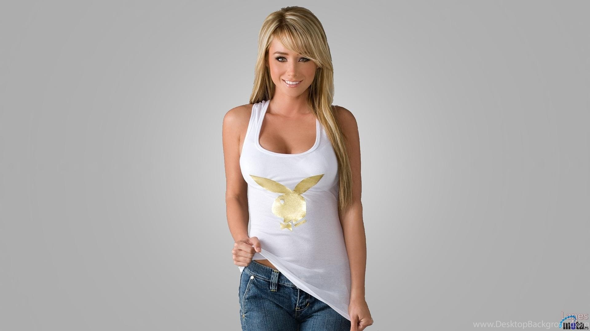 Download Wallpapers Sara Jean Underwood In Jeans And Shirt 1920 X