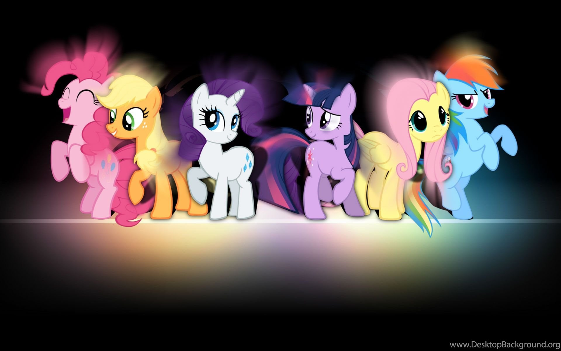 Free My Little Pony Wallpapers Wallpapers Cave Desktop Background