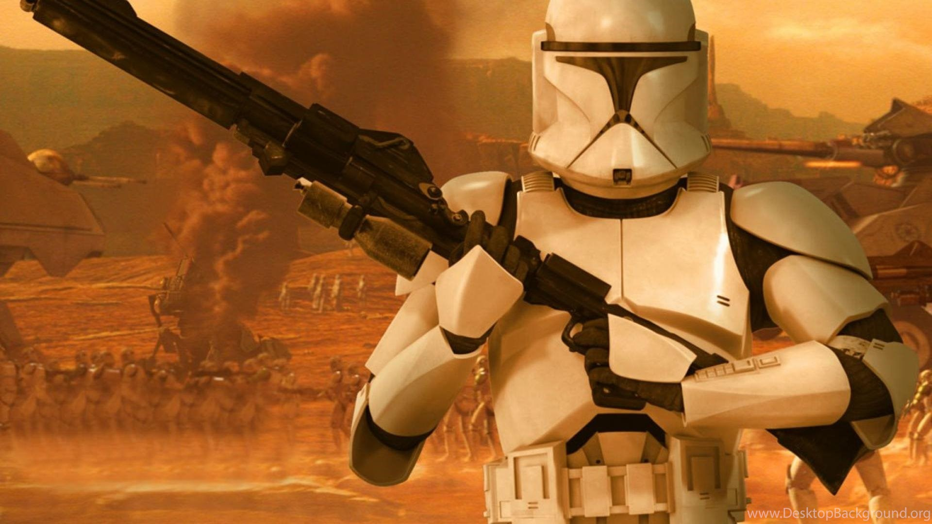 Star Wars The Clone Geonosis Movie Hd Wallpapers Wallpapers