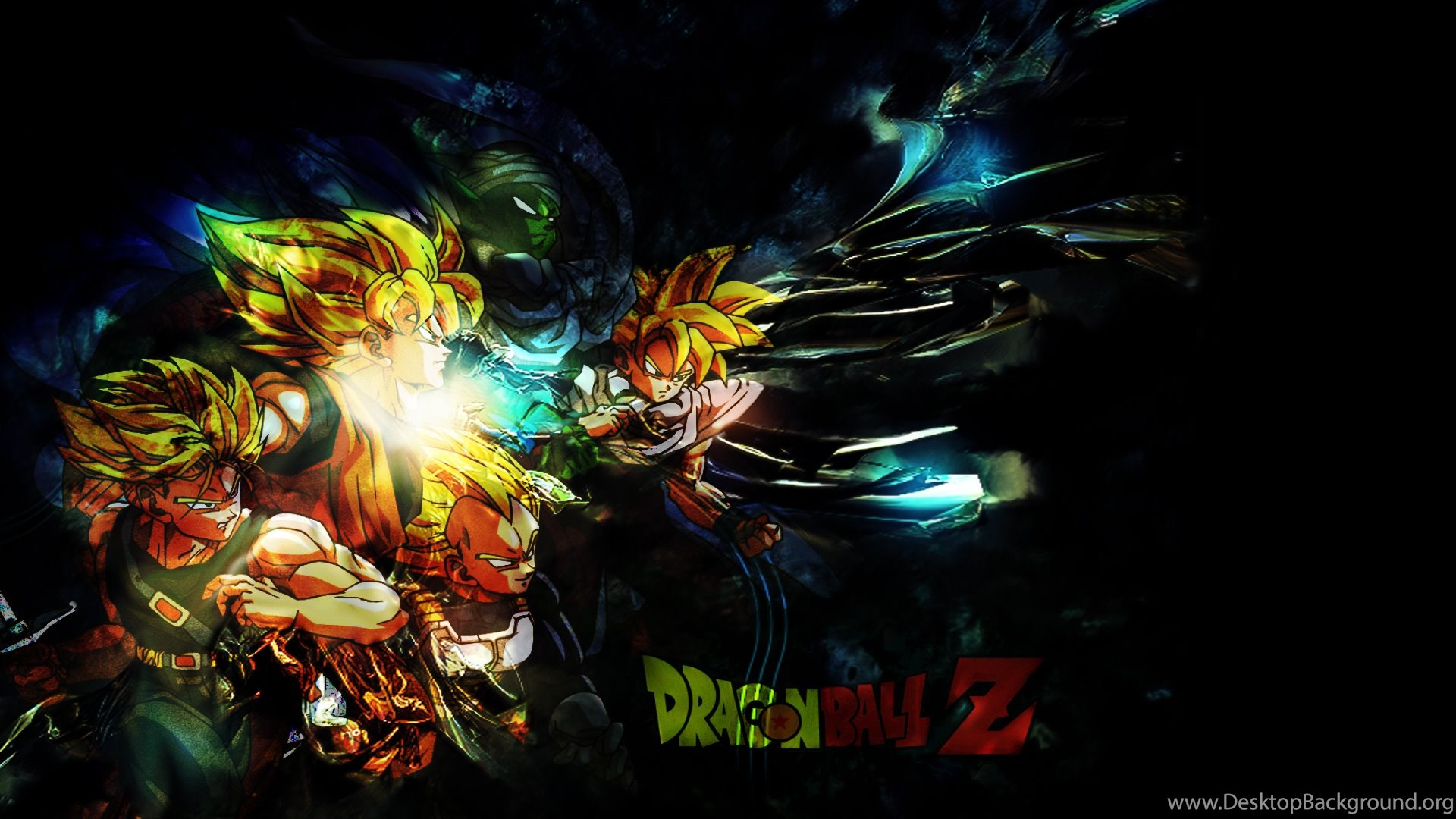 Dragon Ball Z Hd Wallpaper For Android: Best Anime Dragon Ball Z Full HD Wallpapers 9