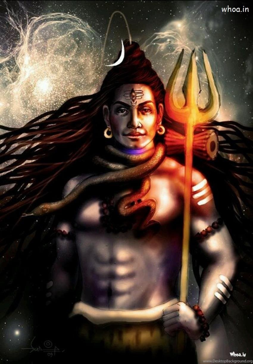 Lord Shiva Hd Wallpapers Free Download Desktop Background