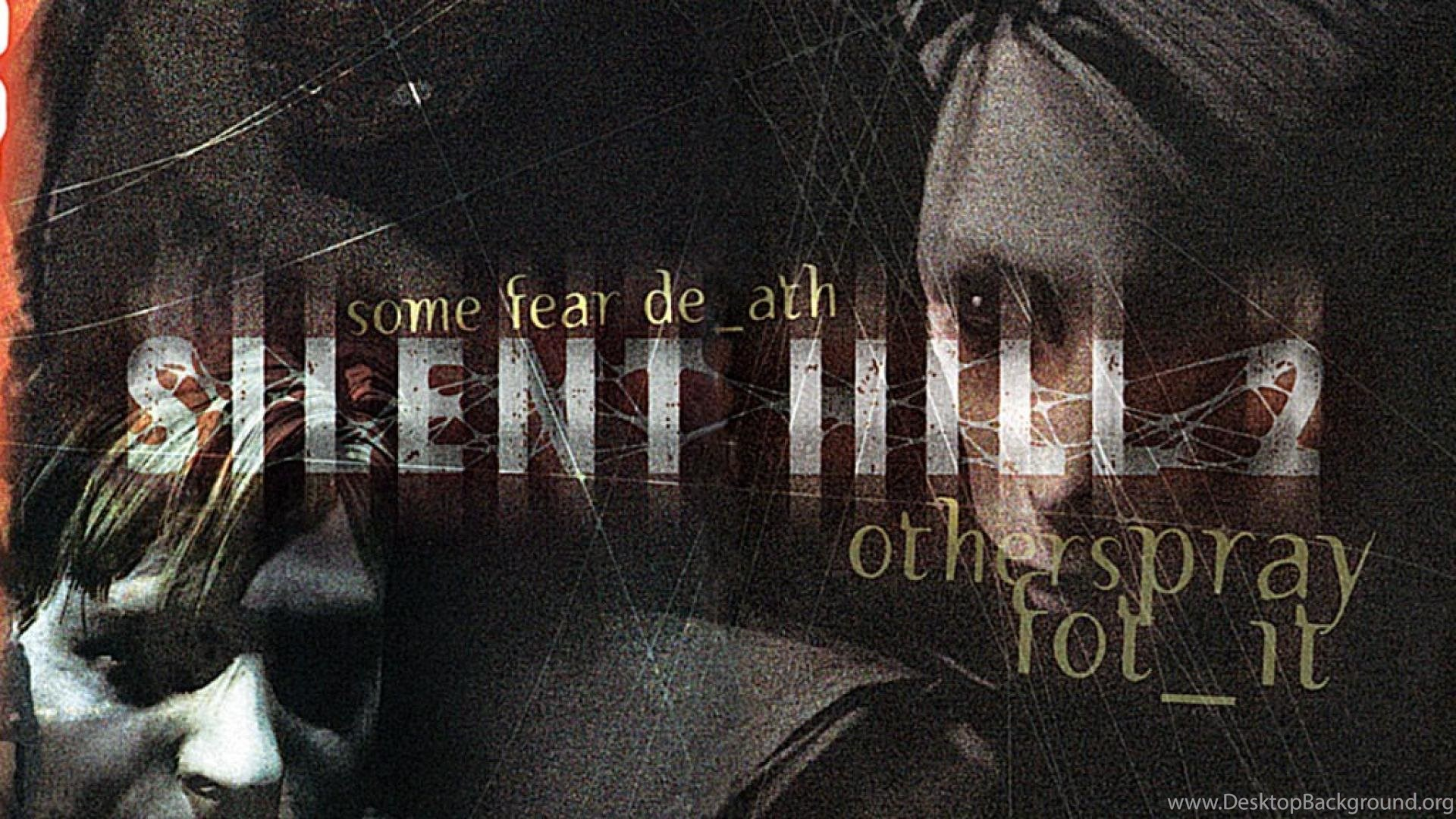 Some Fear Death Silent Hill 2 Hd Wallpapers Desktop Background