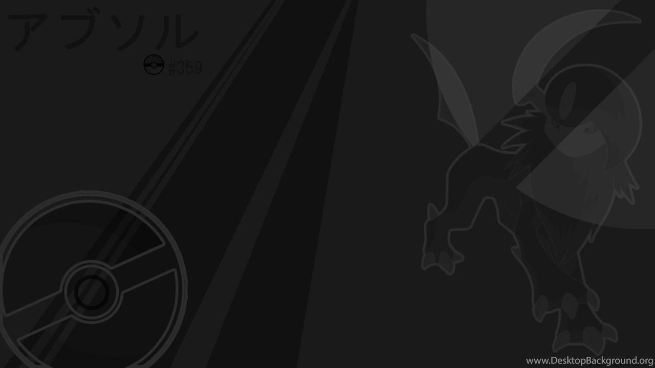 Absol Wallpapers By Casualmisfit On DeviantArt Desktop Background