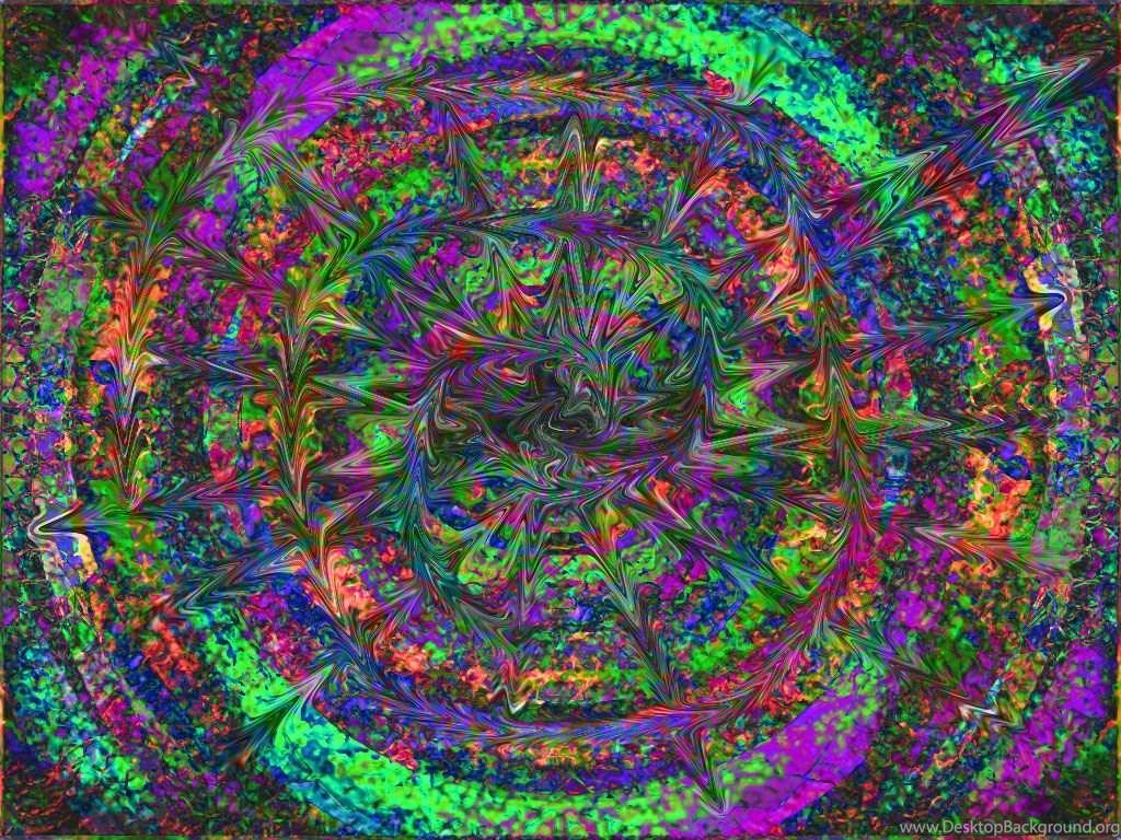 Acid Trip Wallpapers Cave Desktop Background