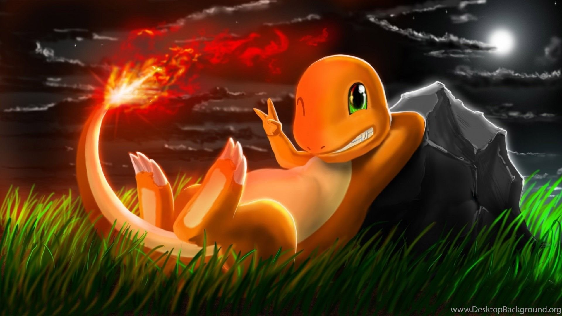 Popular Charmander Backgrounds Wallpapers Cave Desktop Background