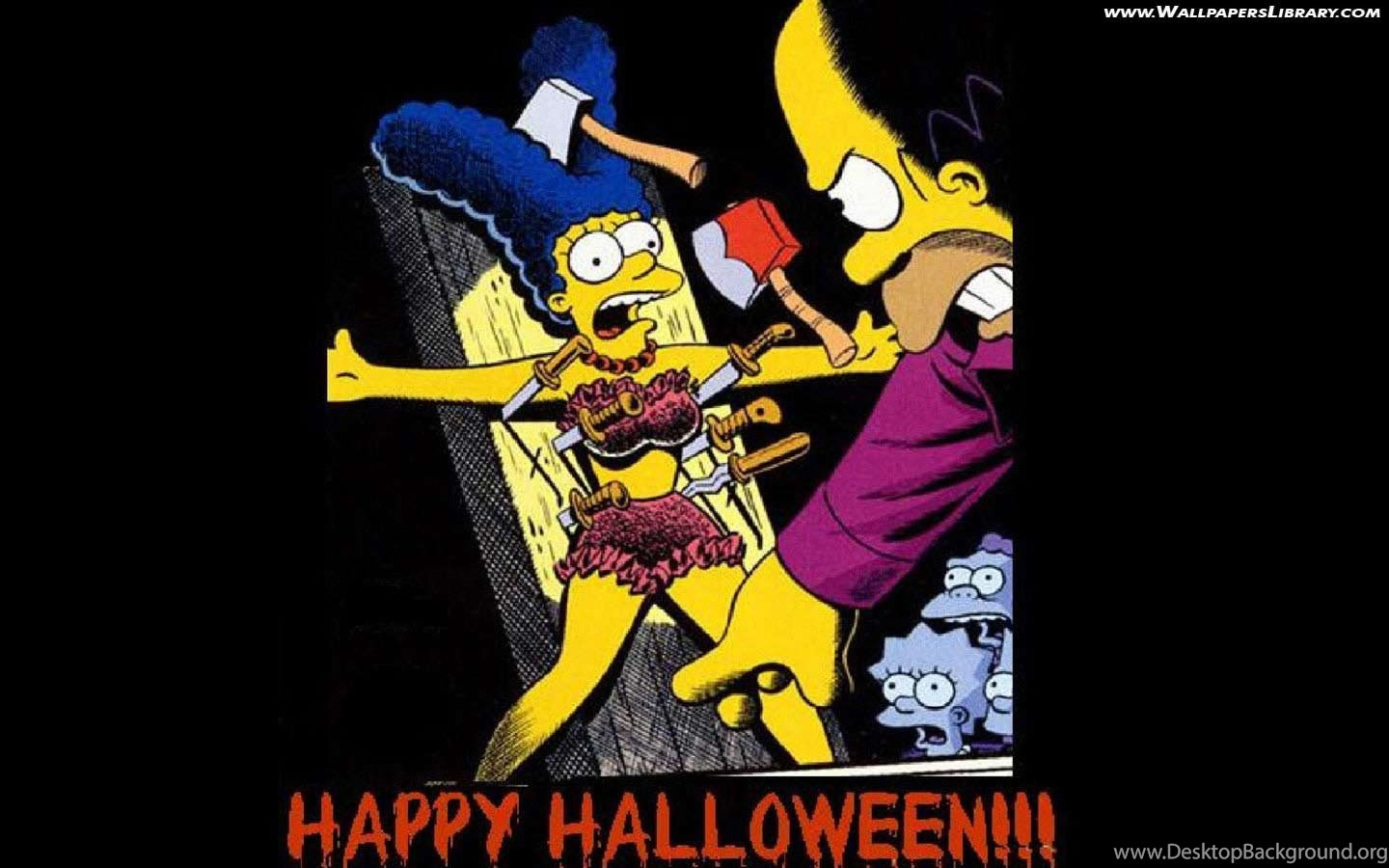 Must see Wallpaper Halloween Superhero - 1011971_wallpapers-simpsons-funny-halloween-1440x900_1440x900_h  Perfect Image Reference_911348.jpg