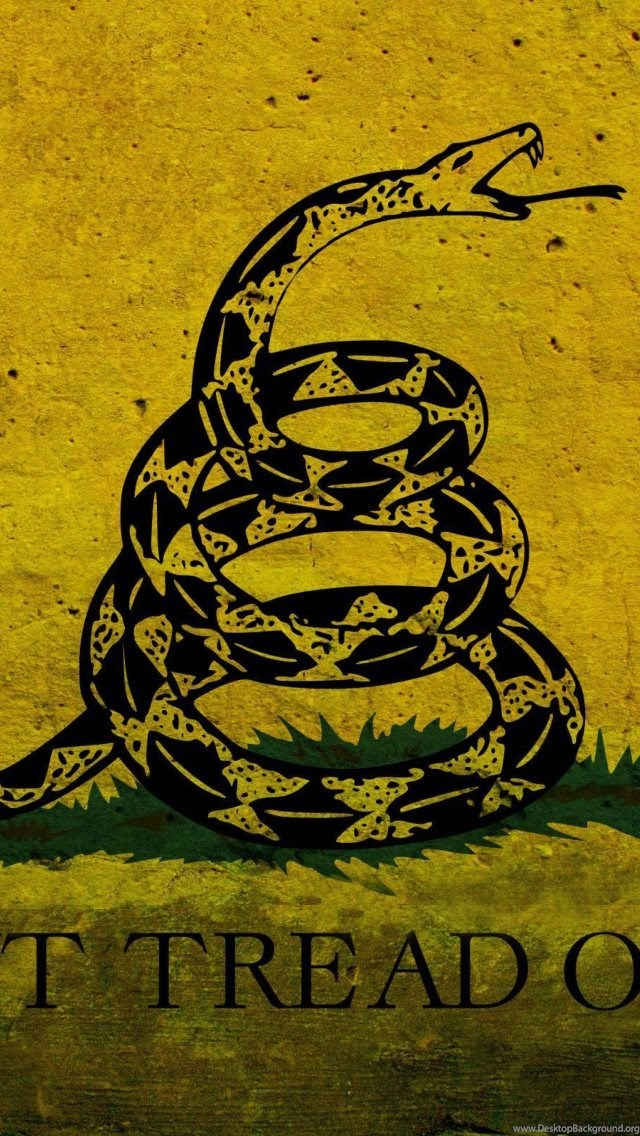 don t tread on me wallpaper for android