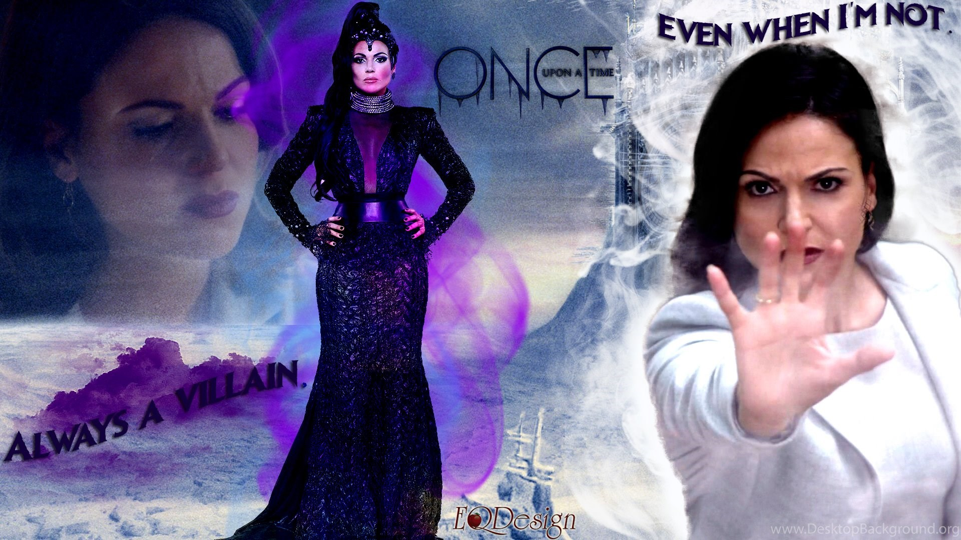 Regina The Evil Queen Once Upon A Time Wallpapers 37646724