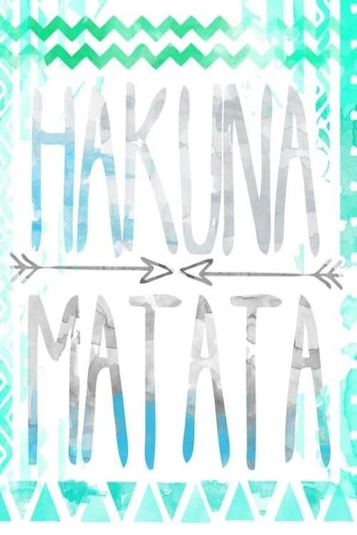 Girly Wallpapers Hakuna Matata Wallpapers By Desktop Background