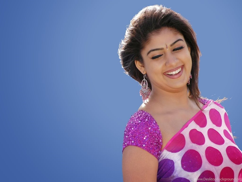 South indian actress nayanthara hot and cute wallpapers desktop background - Hindi girl wallpaper download ...