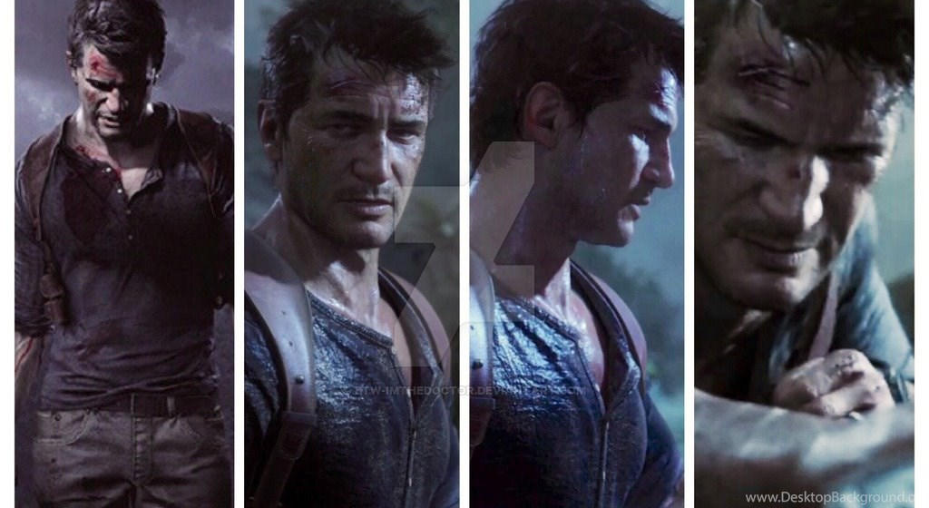 Nathan Drake Uncharted 4 Wallpapers By Btw Imthedoctor On