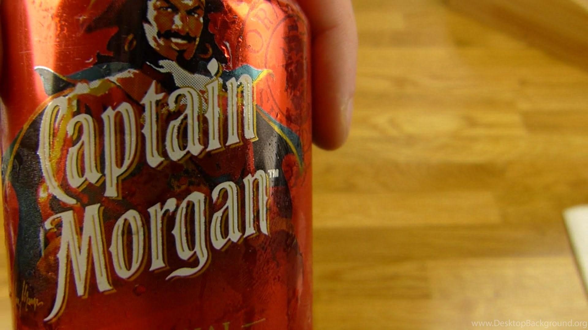 Captain Morgan Rum Cola Youtube Desktop Background