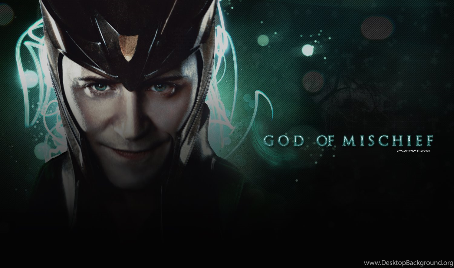 Loki God Of Mischief Wallpapers Desktop Background