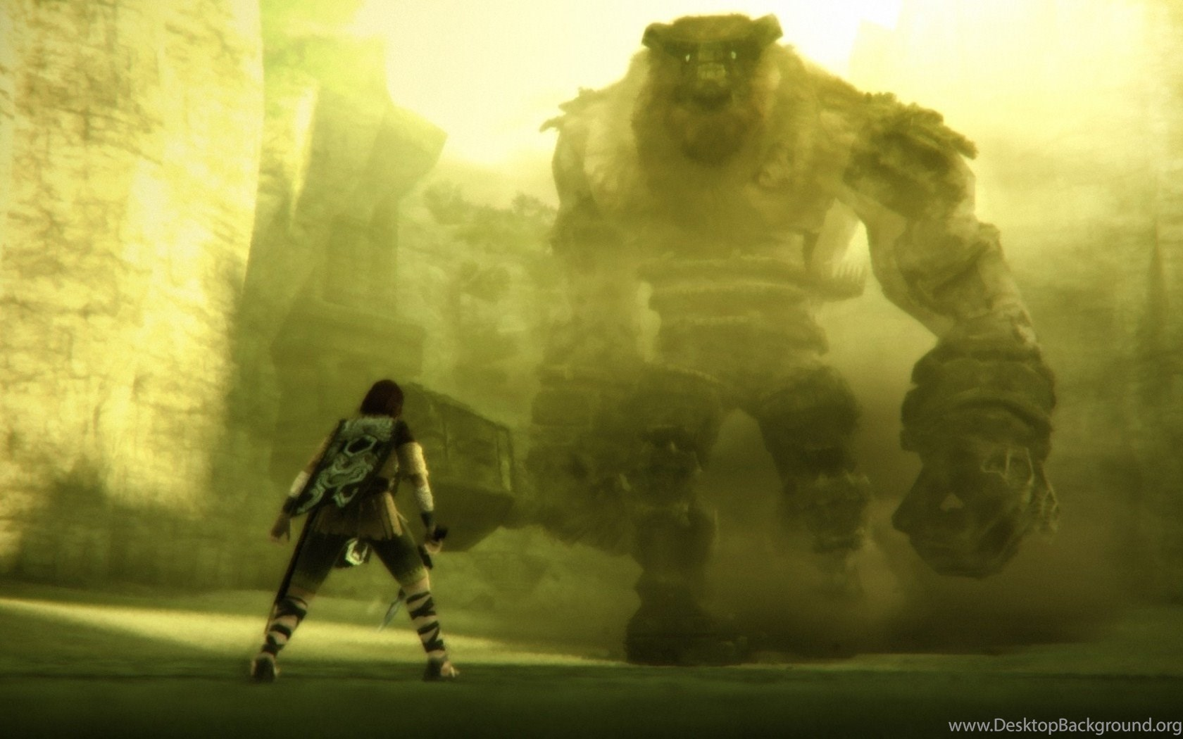 Shadow Of The Colossus Wallpapers Hd 1080p Wallpapers Desktop