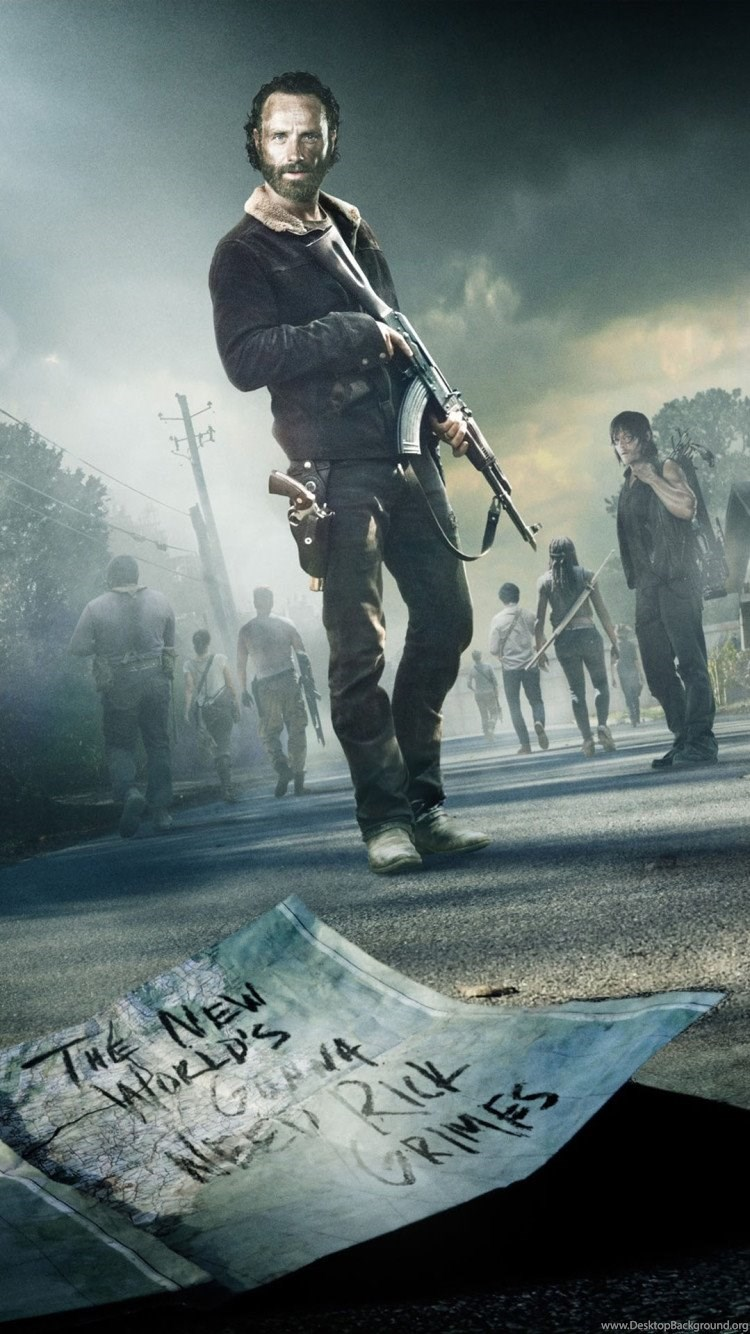 Mobile The Walking Dead Season 6 Wallpapers Desktop Background