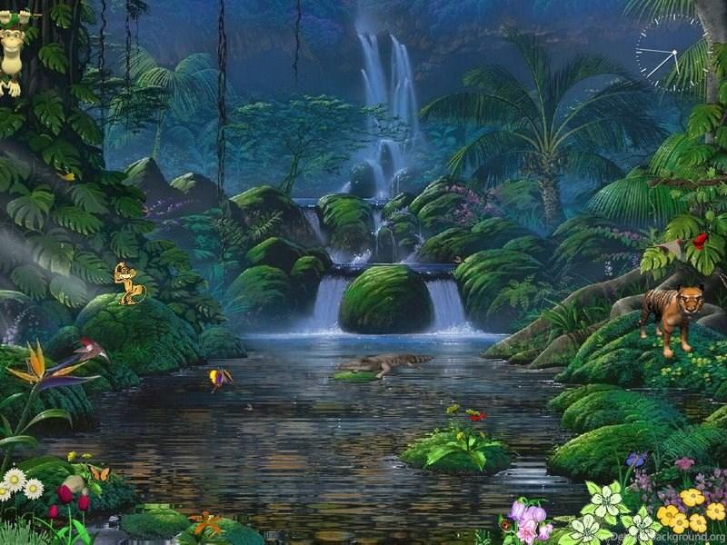 Beautiful Screensavers Site Free Animated Screensaver And Wallpapers Desktop Background