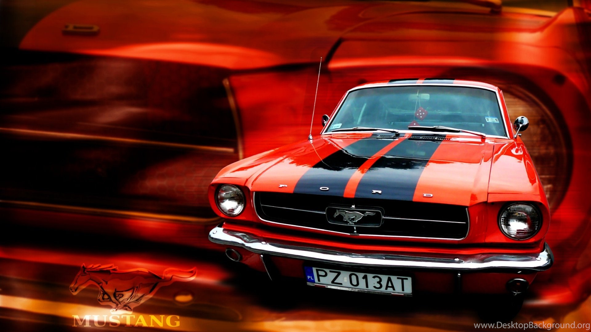 Tag For Classic Ford Mustang Wallpapers Spagheto Wheels Desktop Background