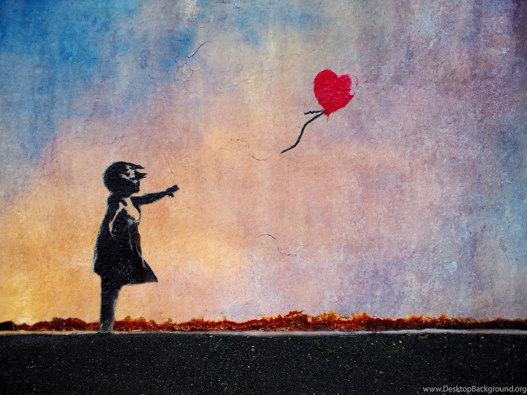 Banksy Wallpapers Desktop Background