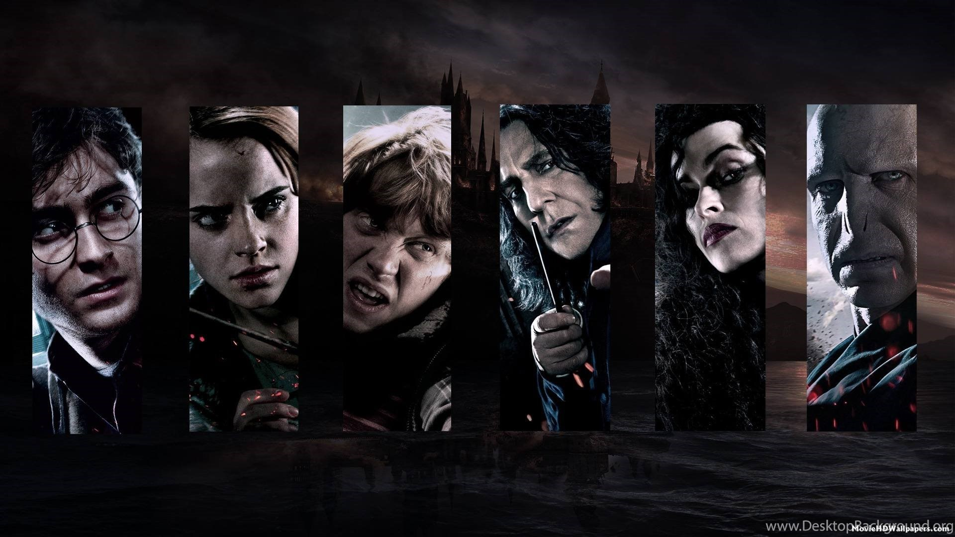 Harry Potter Main Characters Movie Wallpapers 1600x1200