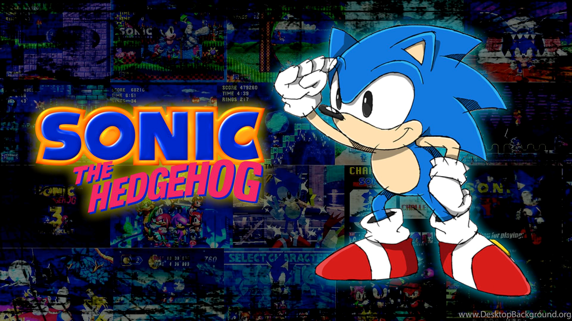 Metal Sonic Wallpapers By Sonicthehedgehogbg On Deviantart Desktop