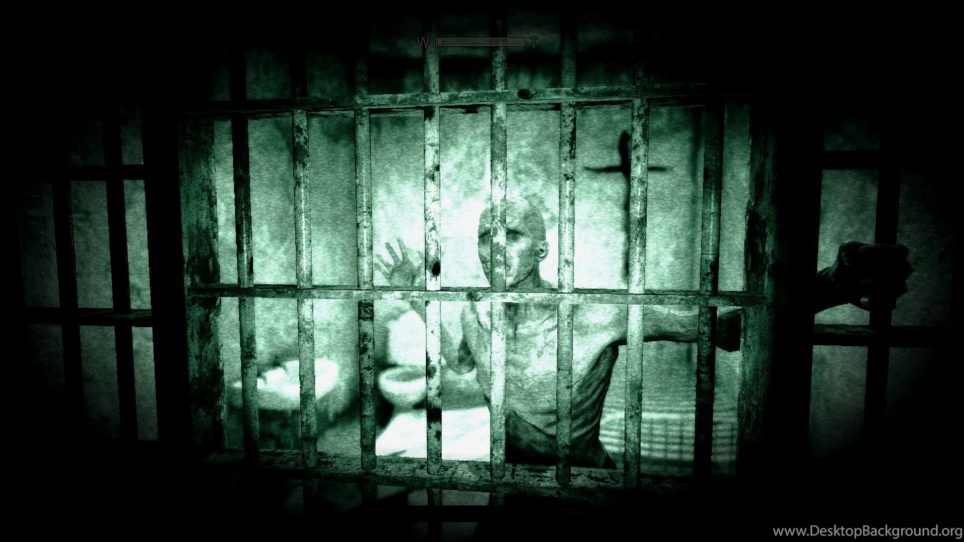Outlast Survival Horror Dark Zombie Wallpapers Desktop Background
