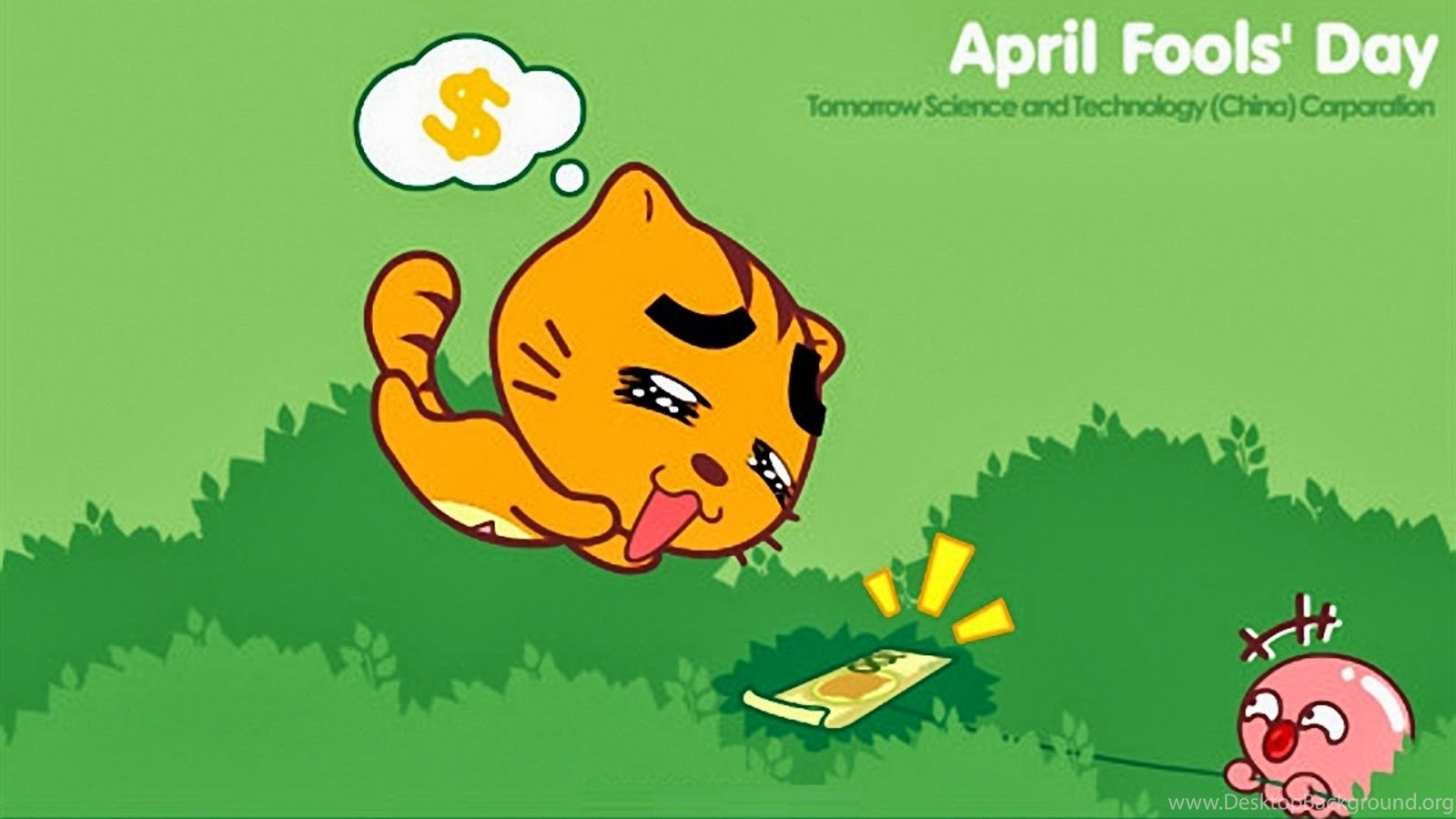 Happy 1st April Fools Day Full Hd Wallpapers Desktop Background