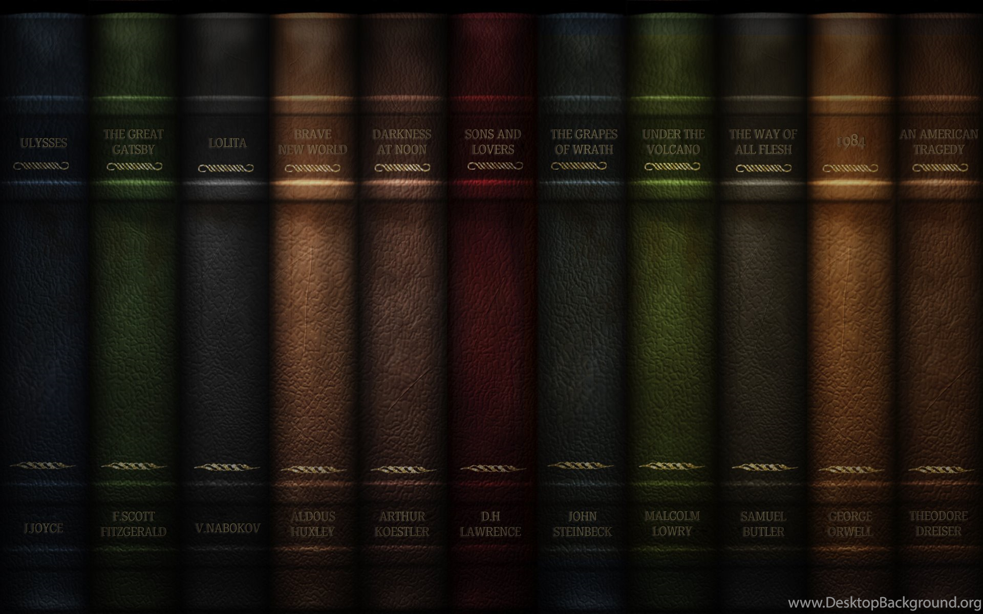 books wallpapers desktop background