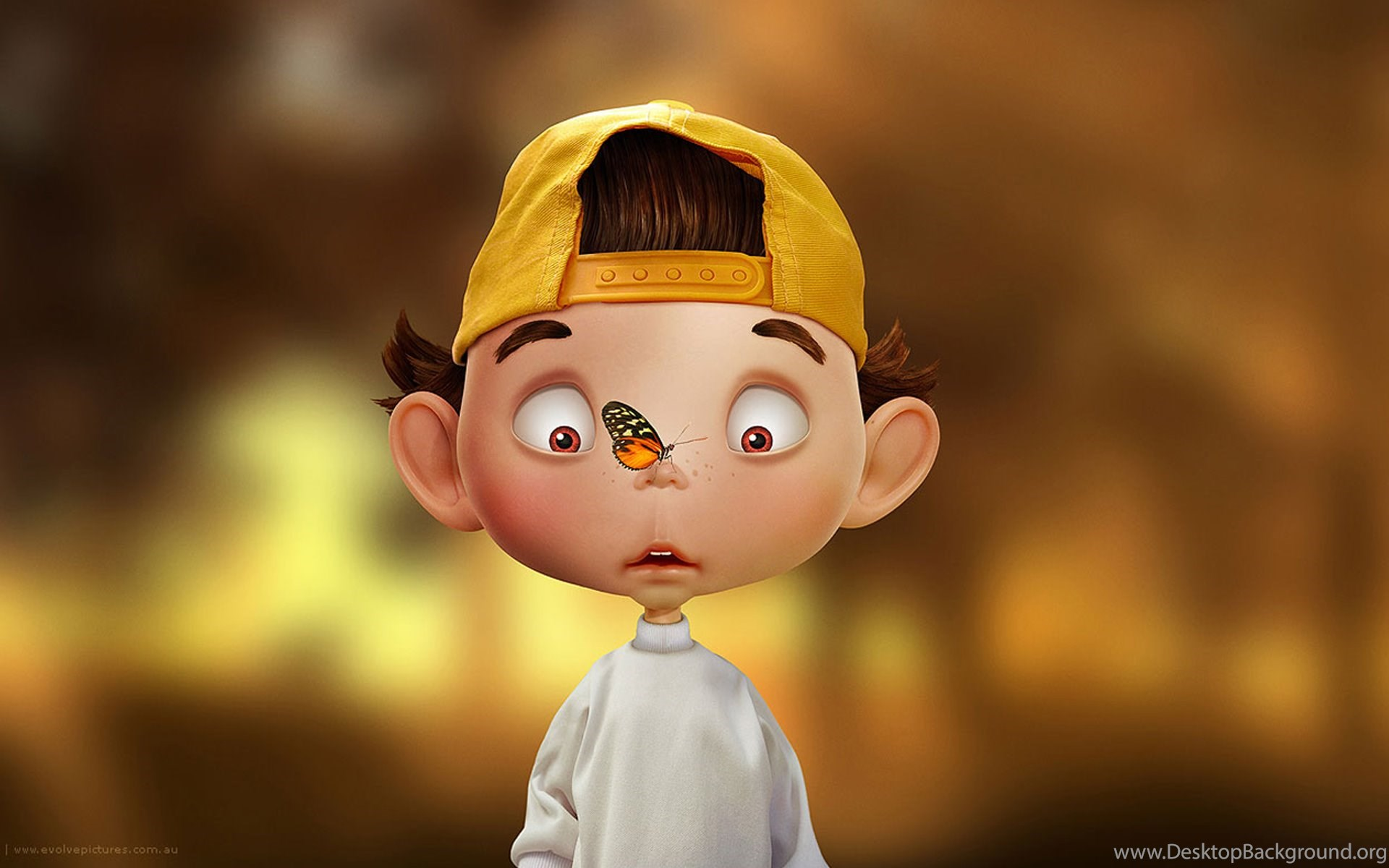 Wallpapers 3D Boys Cartoon Animation HD Desktop Mobile