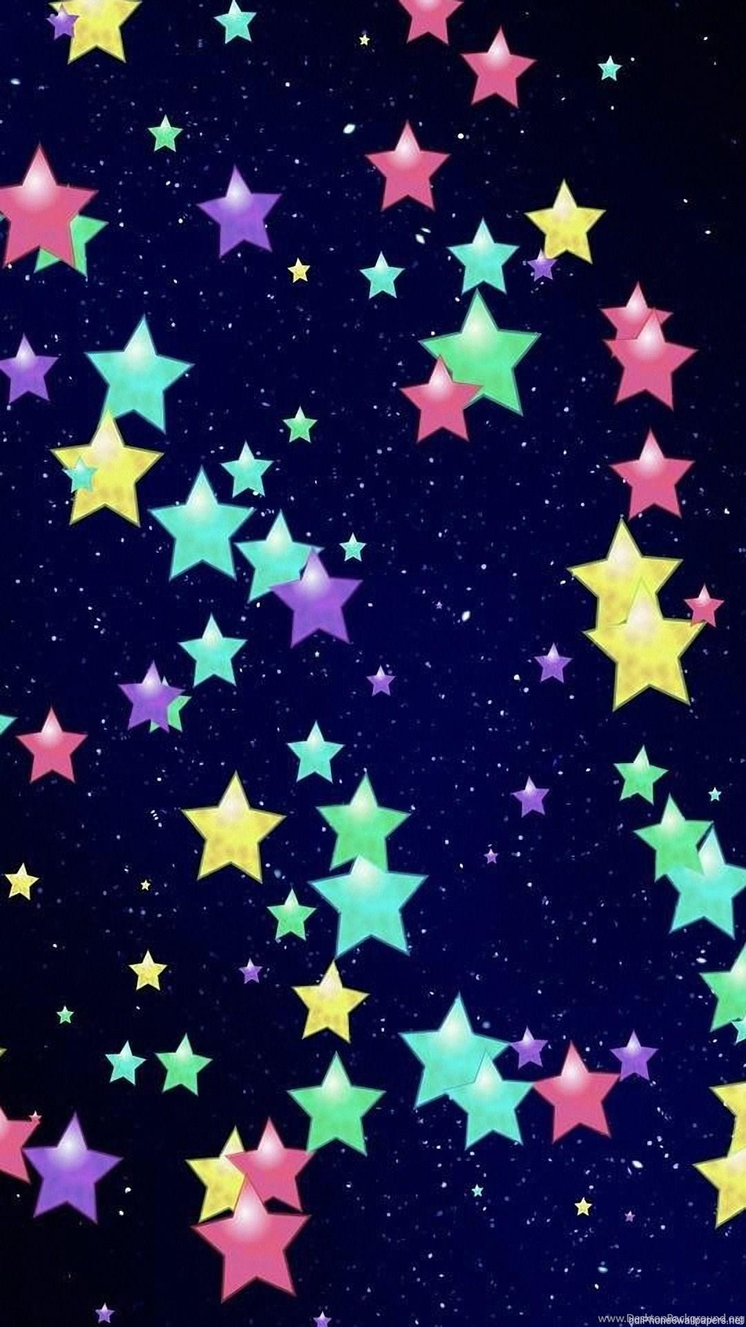 Картинка звезды на телефон