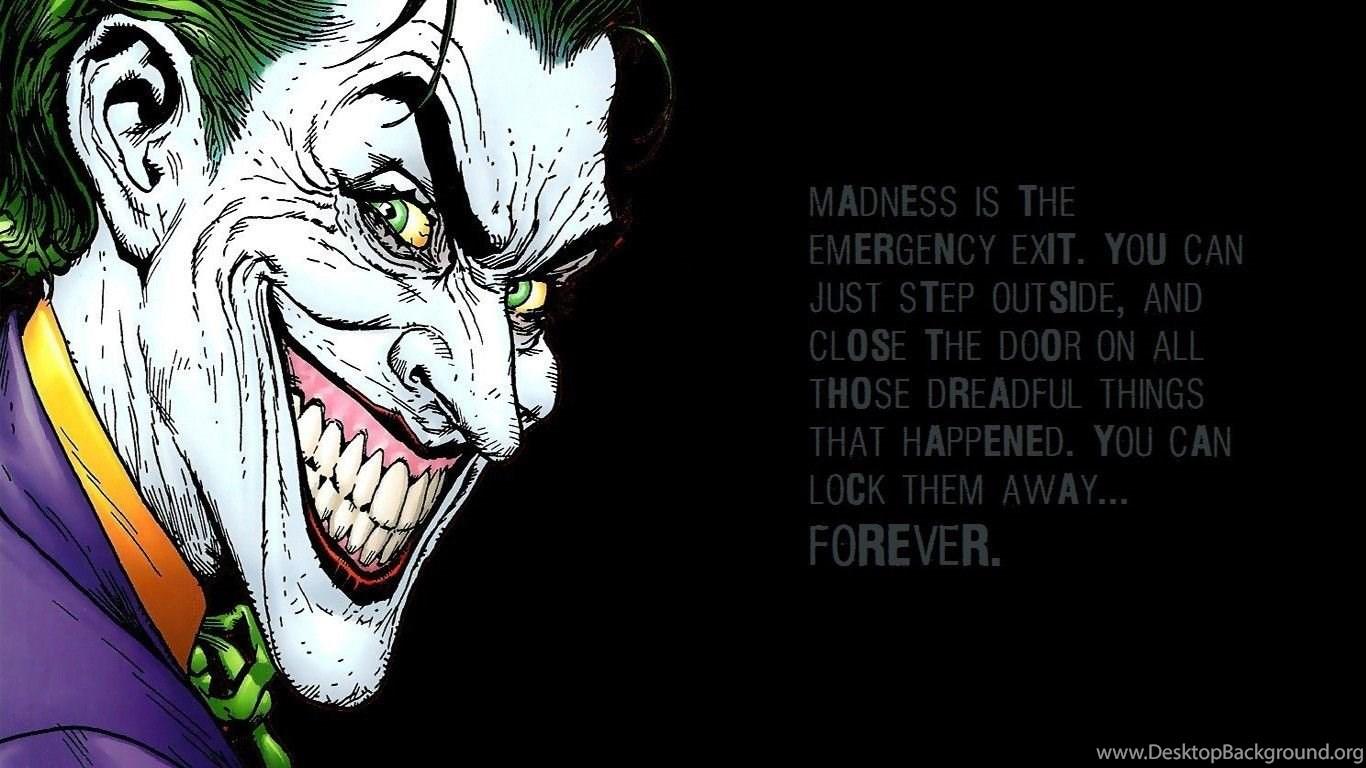 Joker Comic Wallpapers Cave Desktop Background