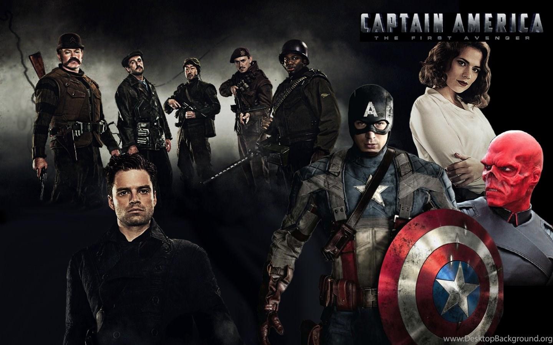 Captain America First Avenger Captain America Wallpapers