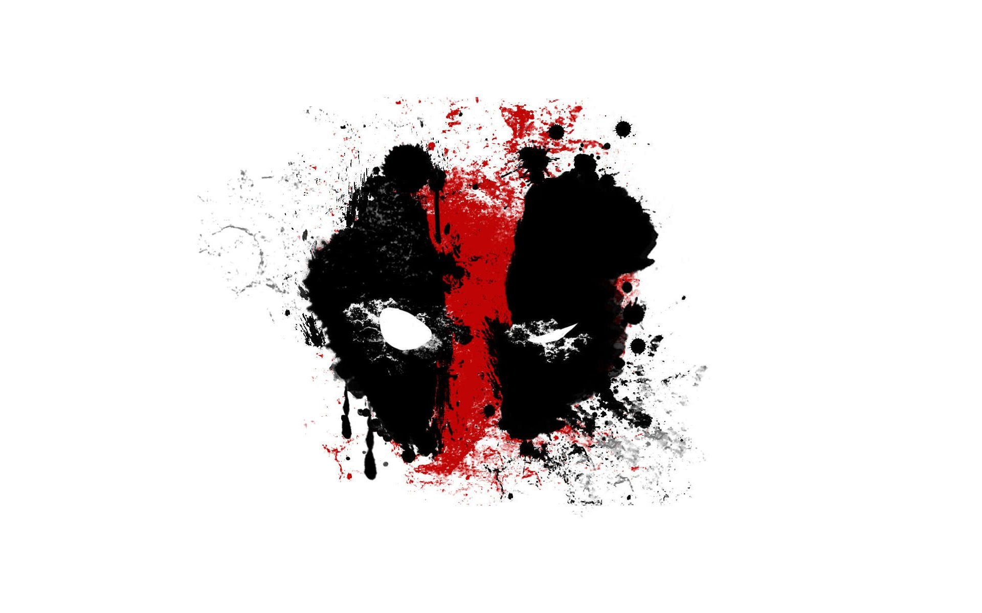 Deadpool Logo Wallpapers High Resolution Movie Wallpapers Kokean Com Desktop Background
