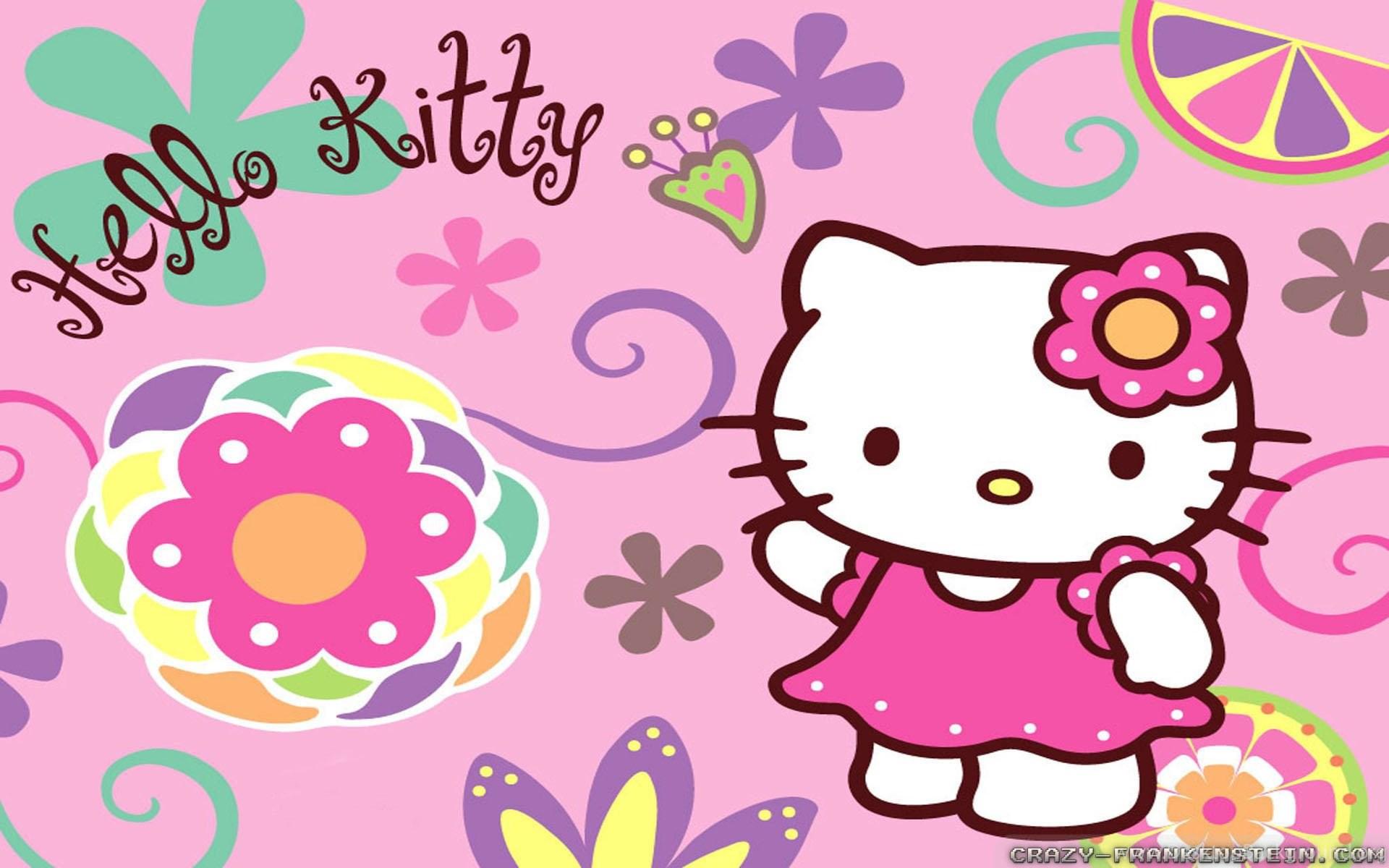 Sanrio Hello Kitty Desktop Wallpaper Desktop Background