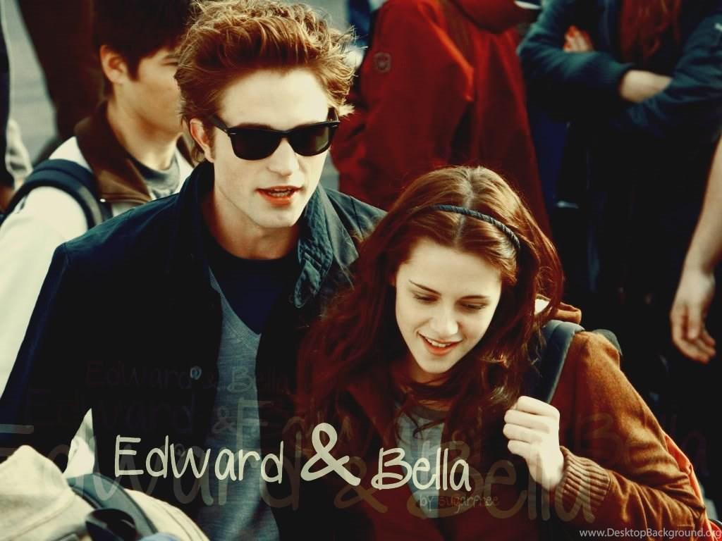 Edward Bella Wallpaper Twilight Ser Jpg Photo By Desaolsen2