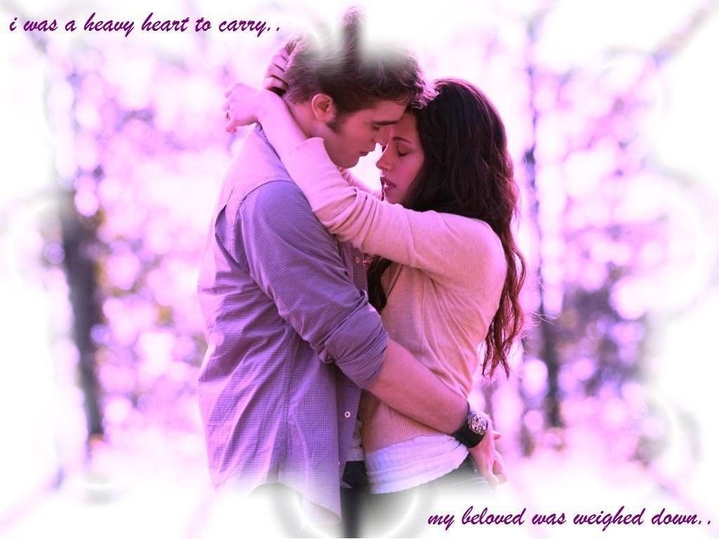 Edward And Bella Twilight Wallpapers Beautiful F16 Wallpapers Hd