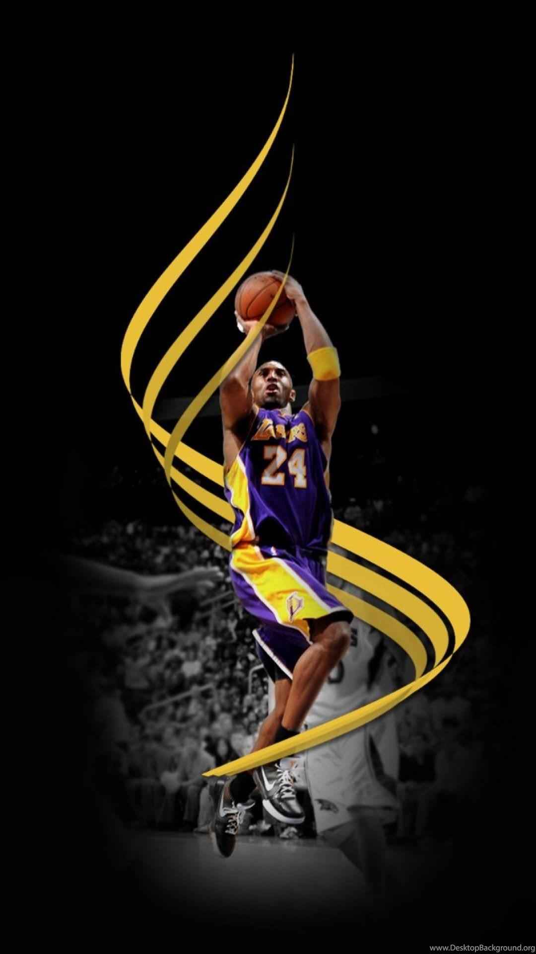 Kobe Bryant Lakers Wallpapers Hd Iphone 6 Plus Wallpapers